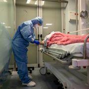 Inzidenzwerte explodieren! Intensivärzte fordern sofortigen Lockdown (Foto)