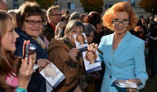 "Jutta Kammann verkörperte 16 Jahre lang Oberschwester Ingrid in ""In aller Freundschaft"". (Foto)"