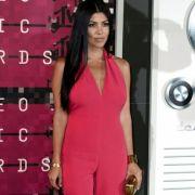 Kardashian planscht halbnackt im Wasser - die Fans ringen um Atem (Foto)