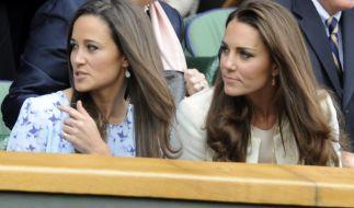 Pippa Middleton, Schwester von Kate Middleton, ist zum zweiten Mal Mutter geworden. (Foto)