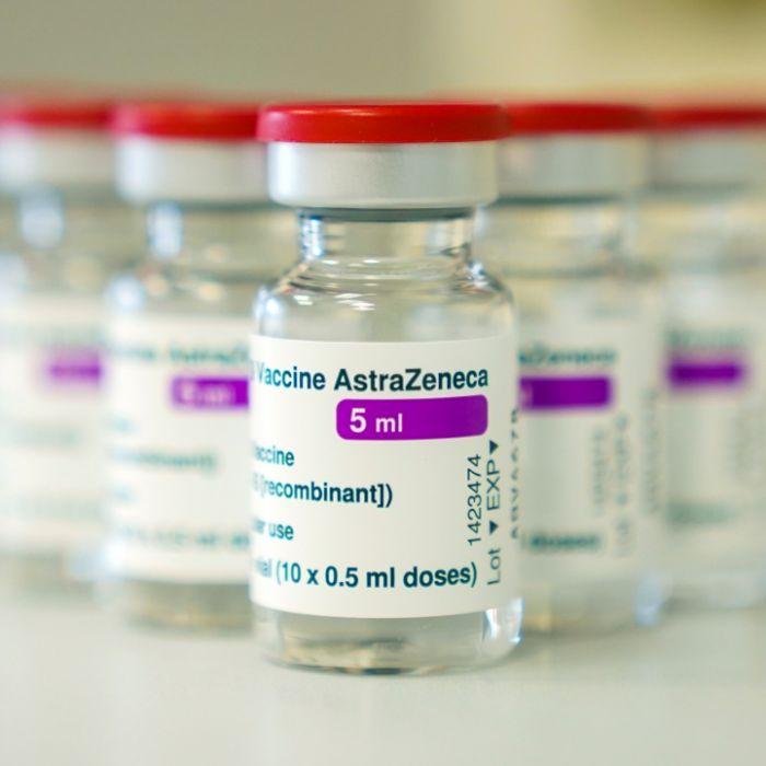 Deutschland stoppt AstraZeneca-Impfstoff (Foto)