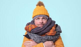 Kurz vorm Wochenende strömt sibirische Kälte nach Deutschland. (Foto)