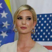 Experte sicher: Trump-Tochter plant Rückkehr ins Weiße Haus (Foto)