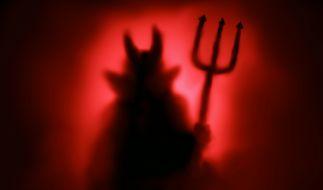 Eine Frau will einen Dämon auf einem Video entdeckt haben. (Foto)