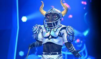 """Der Stier wurde bei """"The Masked Singer"""" enttarnt. (Foto)"""