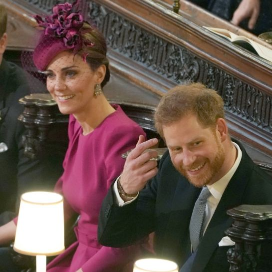 Tränen-Drama! DAMIT brachte Prinz Harry Herzogin Kate zum Weinen (Foto)