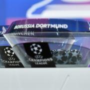 Bayern trifft auf PSG, BVB muss gegen Pep und ManCity ran (Foto)