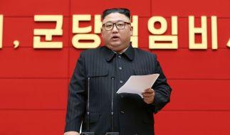 Kim Jong-un will keinen K-Pop in seinem Land. (Foto)
