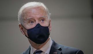 Über den Gesundheitszustand von Joe Biden wird schon seit Längerem heftig diskutiert. (Foto)