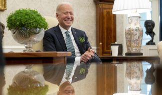 Joe Biden entließ fünf Mitarbeiter wegen Drogenmissbrauchs. (Foto)