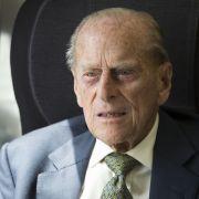 Herzog von Edinburgh schon gestorben laut Bing (Foto)