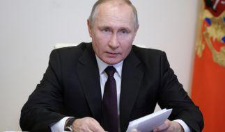 Laut einem Medienbericht plant Wladimir Putin angeblich mehrere Kreml-Kritiker umzubringen. (Foto)