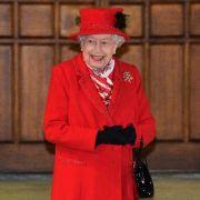 Doppelte Nachwuchs-Freude! Jetzt kann die Königin wieder lachen (Foto)