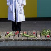 Gedenken an europäische Corona-Opfer! So sind Sie am Mittwoch dabei (Foto)