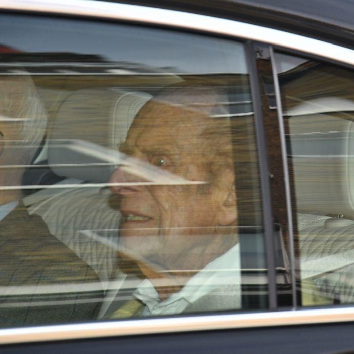 Sorge um Queen-Ehemann! DAS passiert im Todesfall des Herzogs (Foto)