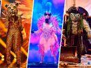 """Im großen Finale von """"The Masked Singer"""" 2021 werden die letzten vier verbliebenen Masken endlich enthüllt. (Foto)"""