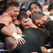 So sehen Sie das Wrestling-Spektakel heute als Wiederholung (Foto)