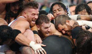 Wrestlemania ist das WWE-Event des Jahres. (Foto)