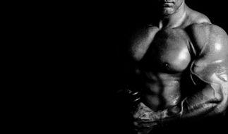Der Schauspieler und Bodybuilder Andy Haman ist tot. (Symbolbild) (Foto)