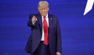 Der YouTube-Prophet Jeff Jansen behauptet, dass Donald Trump noch immer Präsident der Vereinigten Staaten sei. (Foto)