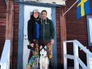 Vor der Kamera wirkten Julia und ihr Verlobter Sven H. wie das perfekte Paar. (Foto)