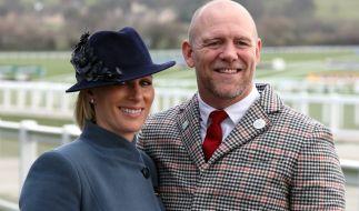 Zara Tindall, Enkelin der britischen Königin, und ihr Ehemann Mike Tindall sind zum dritten Mal Eltern geworden. (Foto)