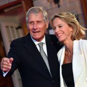 """So lebt der ehemalige """"Mister Tagesthemen"""" mit seiner Frau Julia Jäkel (Foto)"""