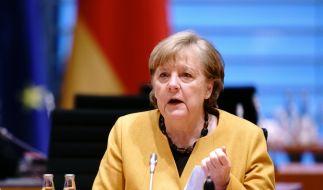 Angela Merkel hat die geplante Osterruhe wieder gestoppt. (Foto)