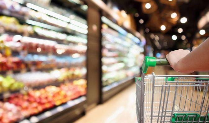 Preiserhöhung im Supermarkt