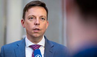 Saarlands Ministerpräsident Tobias Hans verkündete, dass der Lockdown nach Ostern beendet wird. (Foto)