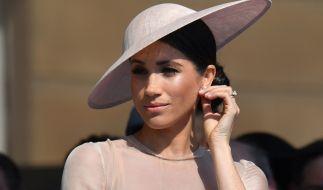 Ob Herzogin Meghan die neuen Enthüllungen zu ihrer Person schmecken werden? (Foto)