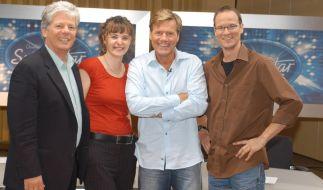 Thomas M. Stein (links) und Dieter Bohlen saßen zusammen in der DSDS-Jury. (Foto)