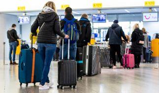 Urlauber dürfen ab Freitag nur noch mit negativem Corona-Testergebnis nach Deutschland zurückfliegen. (Foto)