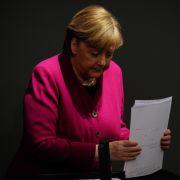 Das klingt schon nach Ende! Hat die Bundeskanzlerin keine Kraft mehr? (Foto)