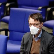 Lauterbach mit irrer Theorie: Wird bei den Infektionszahlen geschummelt? (Foto)