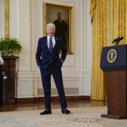 Sorge um verwirrten US-Präsidenten! Ist der 78-Jährige ernsthaft krank? (Foto)