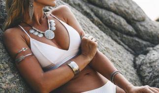 Eine Frau musste sterben, weil ihr Bikini verrutschte. (Foto)