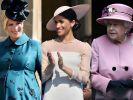 Meghan Markle, Queen Elizabeth II. und Co.