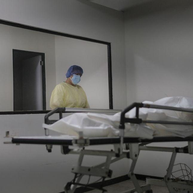 14 Tage Knallhart-Lockdown gefordert! Ärzteschaft schlägt Alarm (Foto)