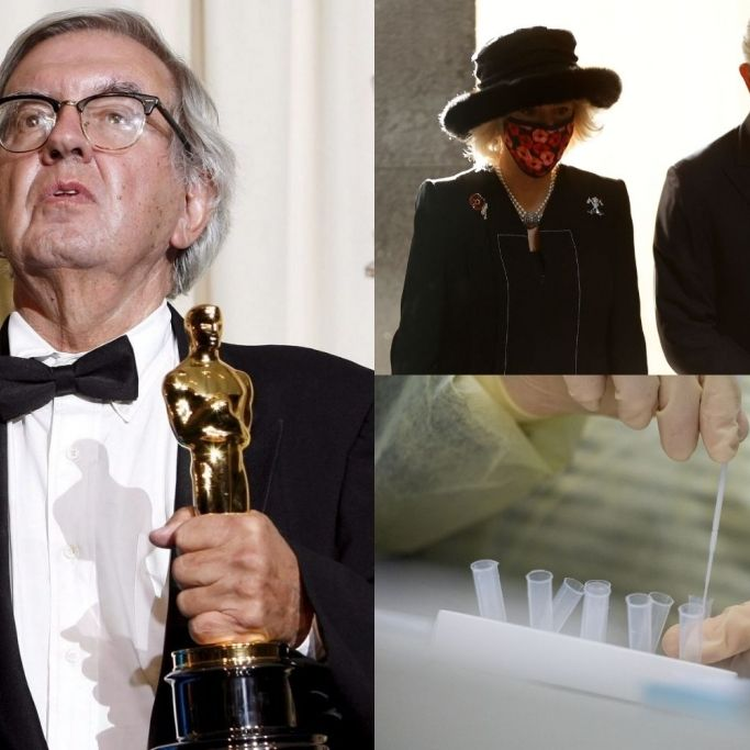 Todesdrama bei den Royals / Knallhart-Lockdown gefordert / Oscar-Gewinner gestorben (Foto)