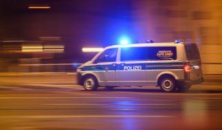 Die hessische Polizei musste nach einer Schussabgabe in einem Regionalzug zu einem Großeinsatz ausrücken (Symbolbild). (Foto)