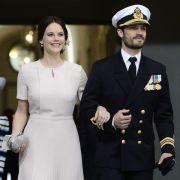 So heißt der neugeborene Schweden-Prinz (Foto)