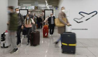 Als gäbe es weder Corona-Pandemie noch gefährliche Virusmutationen: Tausende deutsche Urlauber sind zu Beginn der Osterferien nach Mallorca gereist. (Foto)
