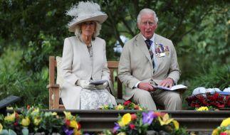 Prinz Charles und Herzogin Camilla sollen vor der Trennung stehen. (Foto)