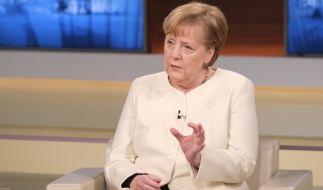 """Schluss mit Lockdown-Lockerungen! Bundeskanzlerin Angela Merkel hat bei """"Anne Will"""" härtere Maßnahmen im Kampf gegen die Corona-Pandemie angedeutet. (Foto)"""