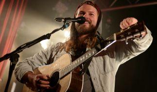 Frontmann der Mighty Oaks: Ian Hooper. (Foto)