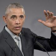 Todes-Drama! Barack Obama trauert um seine verstorbene Oma (Foto)