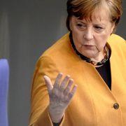 Kann Merkel den Mega-Lockdown per Gesetz bestimmen? (Foto)