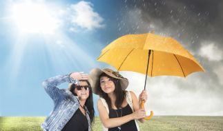 Wie wird das Wetter im April? (Foto)