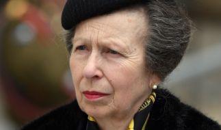 Prinzessin Anne sieht sich aktuell mit unschönen Rassismu-Vorwürfen konfrontiert. (Foto)